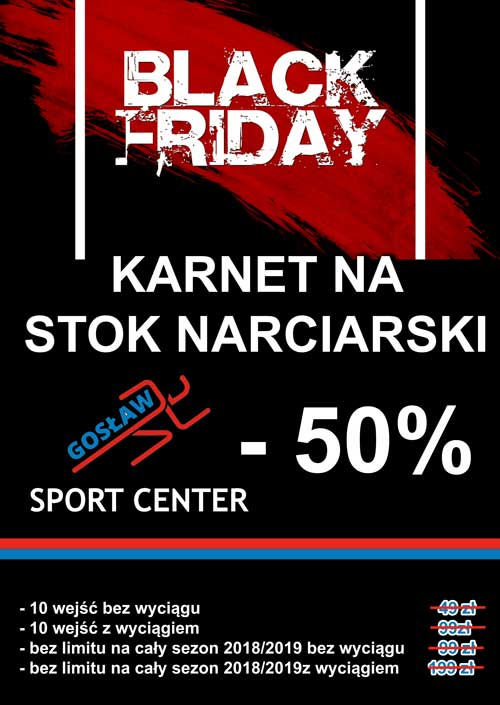 stok black friday 2018